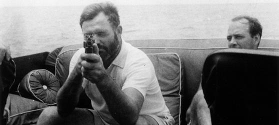 Ernest Hemingway Cayo Sabinal Pilar