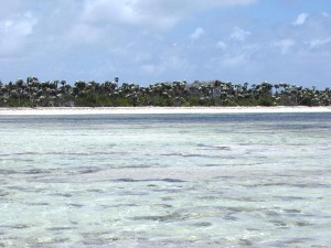 Punta Piedra Cayo Sabinal