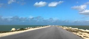 Road Playa Santa Lucia to Nuevitas